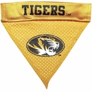 Missouri Tigers Dog Bandanas