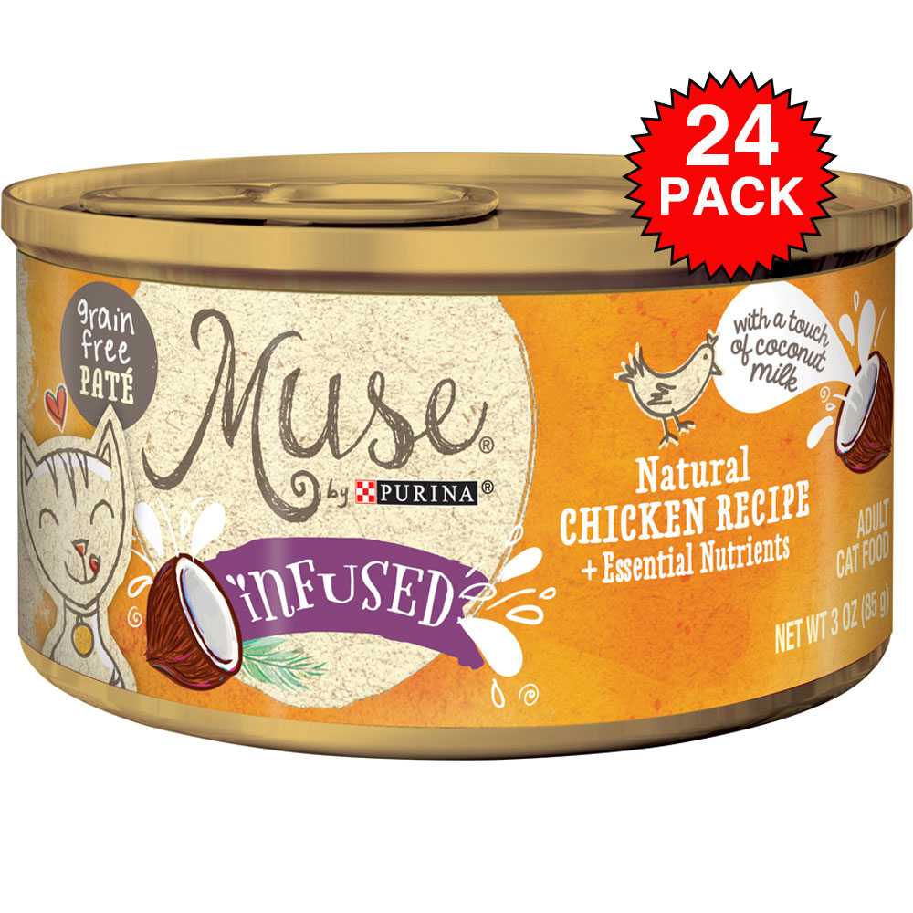 Muse Food Review Cat