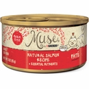 Muse Natural Salmon Cat Food Pate - Single