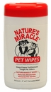 Nature's Miracle Pet Wipes (70 wipes per container)