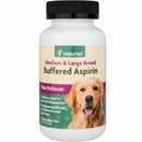 NaturVet Buffered Aspirin - Medium & Large Breed (75 count)