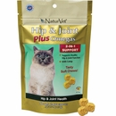 Naturvet Cat Hip & Joint Plus Catnip (50 soft chews)