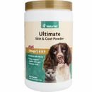 NaturVet Skin and Coat Supplements