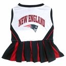 New England Patriots Cheerleader Dog Dresses