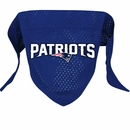 New England Patriots Dog Bandanas