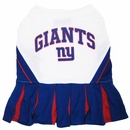 New York Giants Cheerleader Dog Dresses