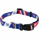 New York Giants Dog Collars & Leashes