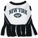 New York Jets Cheerleader Dog Dresses