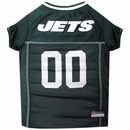 New York Jets Dog Jersey - Large