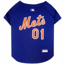 New York Mets Dog Jersey - XSmall