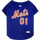 New York Mets Dog Jerseys