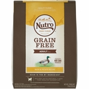Nutro Grain Free Duck & Potato - Adult Cat (14 lb)