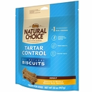 Nutro Natural Choice Tartar Control Biscuit - Adult Dog (32 oz)
