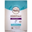 Nutro Wholesome Essentials White Fish & Brown Rice - Indoor Senior Cat (14 lb)