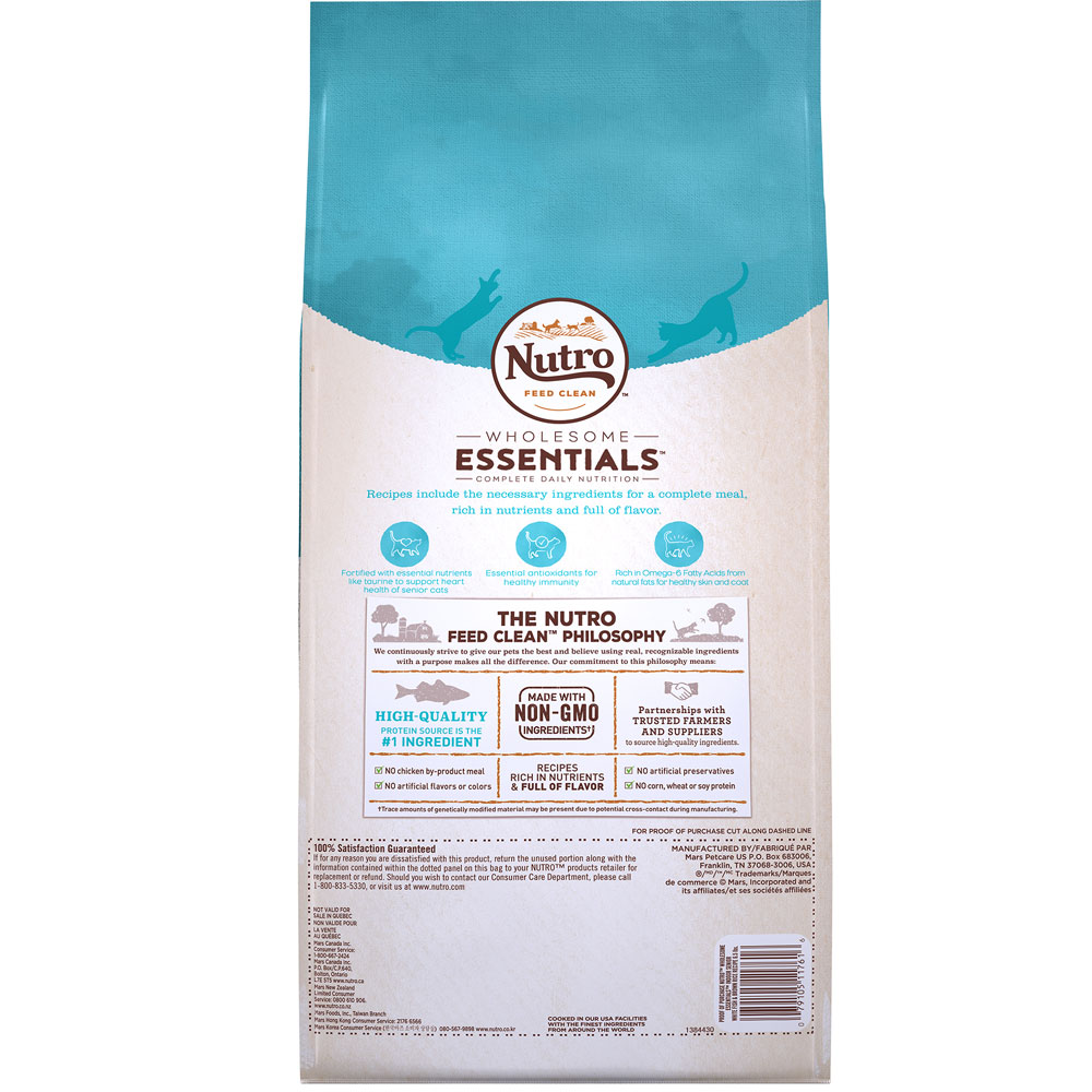Nutro Wholesome Essentials White Fish & Brown Rice ...