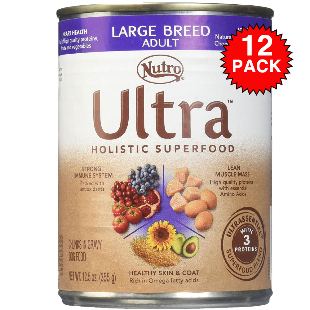 Nutro Canned Dog Food Reviews