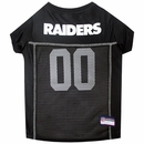 Oakland Raiders Dog Jerseys