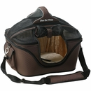 One for Pets Deluxe Cozy Pet Carrier - Brown (Small)