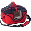 One for Pets Deluxe Cozy Pet Carrier - Red (Small)