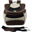 One for Pets EVA Backpack Pet Carrier - Brown (Small)