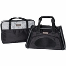 One for Pets One Bag Expandable Pet Carrier - Black (Large)