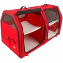 One for Pets Portable Fabric Kennel & Cat Show House
