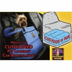 outward hound car booster seat medium up to 30 lbs. Black Bedroom Furniture Sets. Home Design Ideas