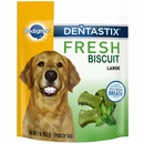 Pedigree Dentastix Fresh Biscuit - Large (1 lb)