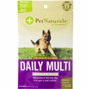 Pet Naturals Daily Multi for Dogs & Cats