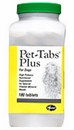 Pet-Tabs PLUS for Dogs (60 ct) by Pfizer