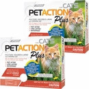 PetAction Plus Flea & Tick Treatment for Cats - 6 MONTH