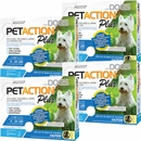 PetAction Plus Flea & Tick Treatment for Small Dogs 6-22 lbs - 12 MONTH