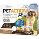 PetAction Plus Flea & Tick Treatment for XLarge Dogs 89-132 lbs - 3 MONTH
