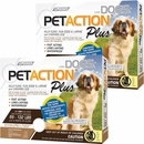PetAction Plus Flea & Tick Treatment for XLarge Dogs 89-132 lbs - 6 MONTH