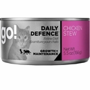 Petcurean Go! Daily Defence Cat Food - Chicken Stew (24x5.5oz)