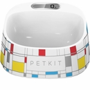 PETKIT FRESH Smart Digital Feeding Pet Bowl - Brick Pattern
