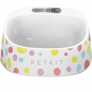 PETKIT FRESH Smart Digital Feeding Pet Bowl - Rainbow Dotted