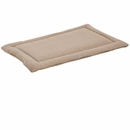 "Petmate Kennel Mat Tan - 41.5""x26.5"" (90-125 lbs)"