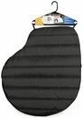 Petmate Quilted Nylon Pad Indigo 50-90lbs - Black