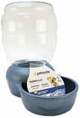 Petmate Replendish Waterer with Microban 4 Gallon - Pearl Peacock Blue