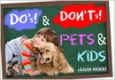 Pets and Kids | Pets and Children | HealthyPets