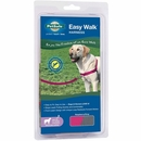 PetSafe Easy Walk Harness - Raspberry/Gray (Medium/Large)