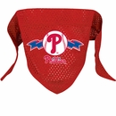 Philadelphia Phillies Dog Bandanas