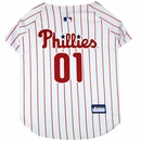 Philadelphia Phillies Dog Jersey - Large