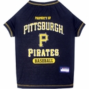 Pittsburgh Pirates Dog Tee Shirts