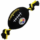 Pittsburgh Steelers Plush Dog Toy