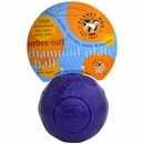 Planet Dog Orbee-Tuff Diamond Plate Orbee Ball - Violet