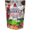 Plato Farmers Market Chicken & Vegetables Dog Treats(14.11 oz)