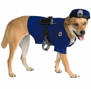 Police Dog Costume - Medium