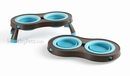 Popware Pet Feeder (Small - Turquoise)